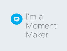 Skype Moment Makers